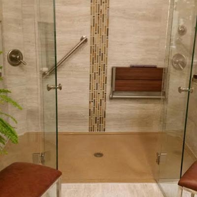 Walk-In Showers | St. Louis In-Home Installation | Promise Home Works